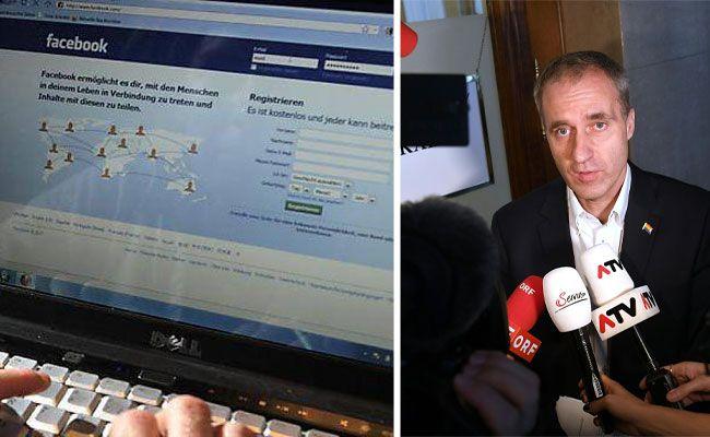 Der Grüne Mediensprecher Dieter Brosz verurteilte rassistische Hetze der FPÖ auf Facebook