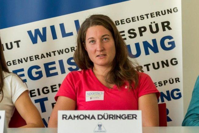 "Video! Ramona Düringer: ""Will Topplätze im Biathlon-EC"""