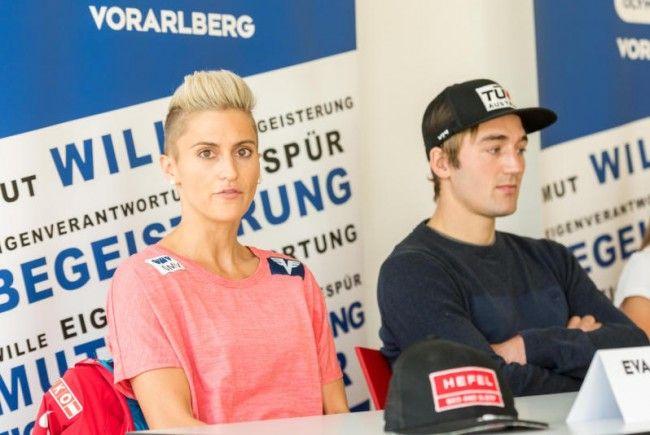 """Eva Pinkelnig: """"Habe wieder Spaß am Springen"""""""