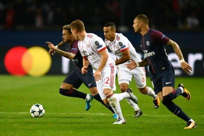 PSG bezwingt die Bayern