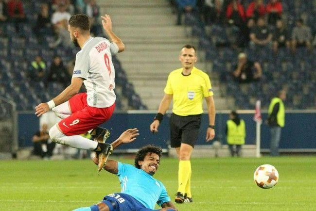 Salzburg schlägt Marseille