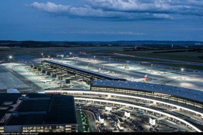 Flughafen Wien baut weiteren Office Park für 60 Millionen Euro