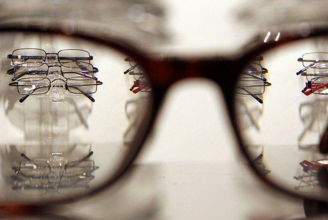 Symbolbild. Mit der Brille können Taube Geräusche sehen.
