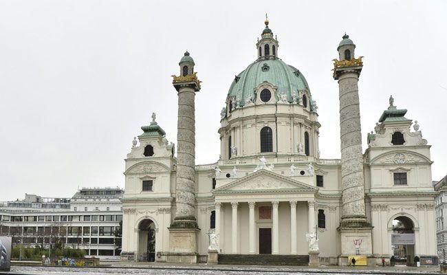 Die Karlskirche soll bevorzugter Einsatzort der Karlsknaben werden
