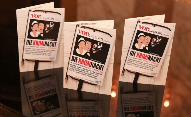 Am 17. Oktober lesen bei der Kriminacht an die 40 Autoren in ebenso vielen Locations.