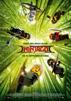 The Lego Ninjago Movie – Trailer und Kritik zum Film