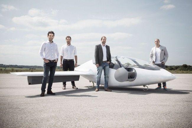 Lilum entwickelt kleine Elektroflugzeuge