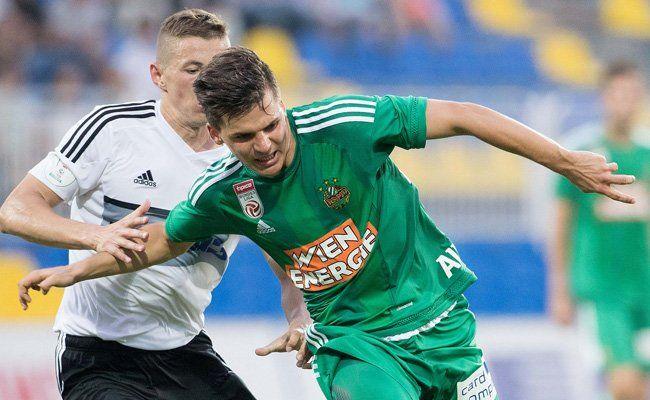 Murg verlängert seinen Vertrag bei Rapid Wien