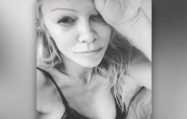 Pamela Anderson ist zutiefest getroffen.