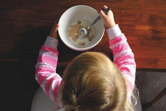 Die Mehrheit der Kinder frühstückt zu süß.