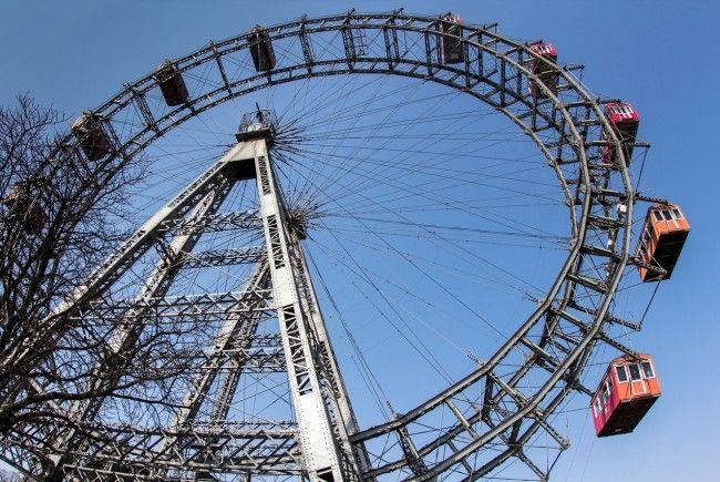 Das Wiener Riesenrad ist der Star einer Filmdokumentation.