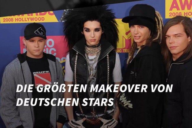 Die größten Makeover von deutschen Stars