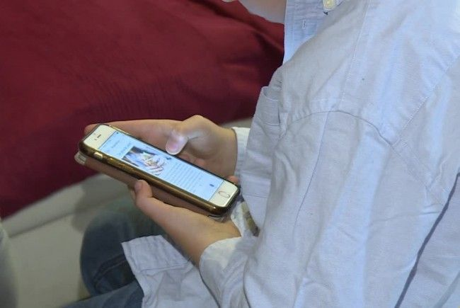 Weniger dicke Kinder dank einer Handy-App?