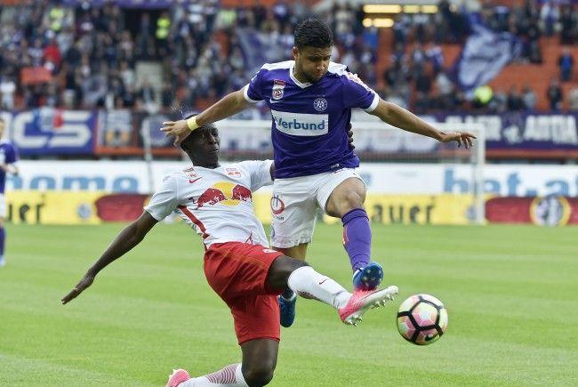 Red Bull Salzburg und die Wiener Austria treffen im Schlager der 9. Bundesligarunde aufeinander.