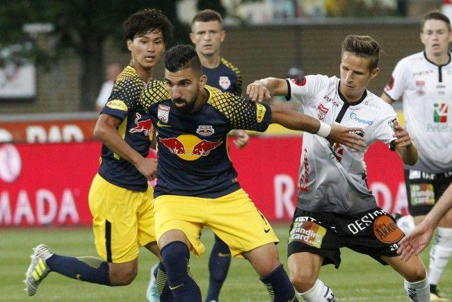 LIVE-Ticker zum Spiel Red Bull Salzburg gegen WAC ab 19.00 Uhr.