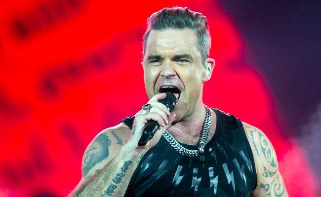 Robbie Williams gestand in einem Interview, dass er unter einer Essstörung und Depressionen leidet.