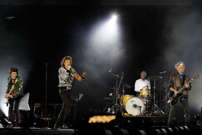 Unbeständig: So wird das Wetter beim Rolling Stones-Konzert in Spielberg.
