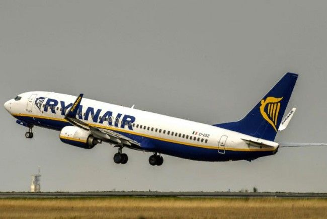 Ryanair streicht bis zu 2.100 Flüge.