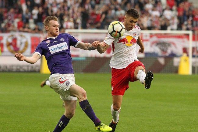 Das Match Salzburg gegen Austria Wien endete mit einem müden 0:0.