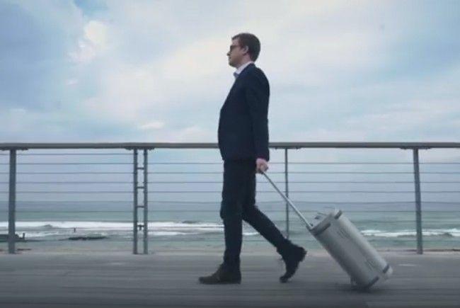Samsara gilt als erster Smart Suitcase.