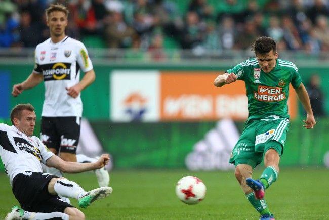 Rapid Wien trifft zum Auftakt der 8. Bundesligarunde auswärts auf den SCR Altach.