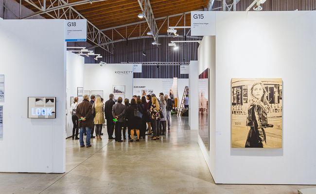 Bei der viennacontemporary nahmen 120 Galerien und Kunstinstitutionen teil.