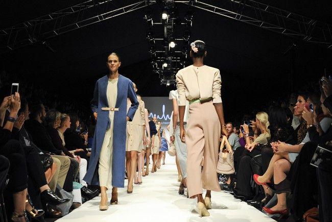 Das erwartet die Besucher der Vienna Fashion Week 2017.