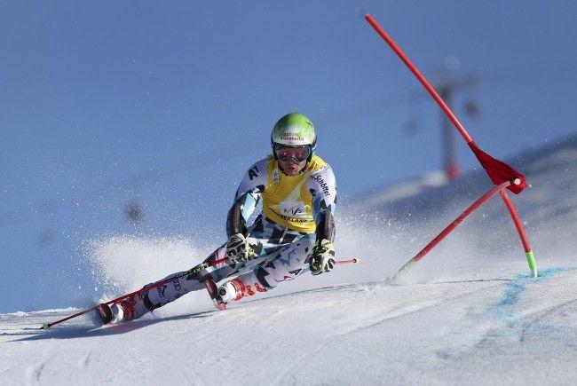 Der Vorarlberger Daniel Meier zog sich einen Kreuzbandriss im linken Knie zu.