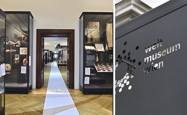 Das Weltmuseum Wien eröffnet im Oktober neu.