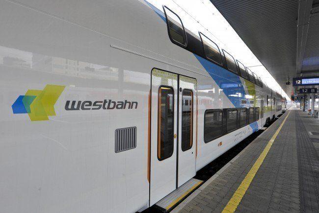 Die Westbahn hat Anschluss an alle U-Bahn-Linien in Wien