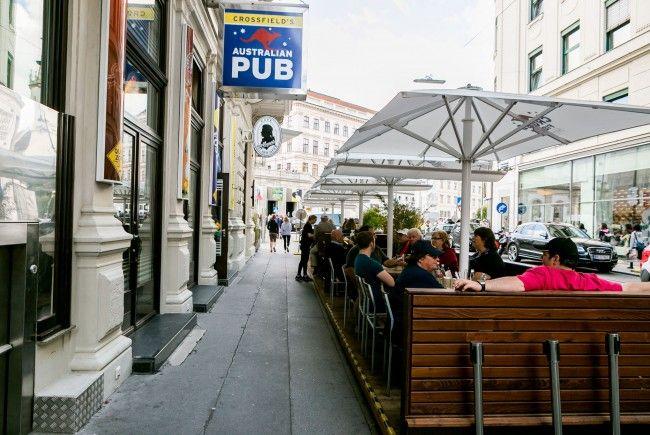 Das Wiener Crossfield's Australian Pub wird 20 Jahre alt.