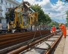 Gleisbauarbeiten am Schottenring: Staus drohen durch umfassende Sperren