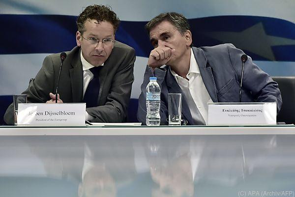 Grexit für Dijsselbloem vom Tisch