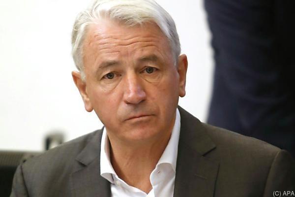 Wolfgang Kulterer bekannte sich nicht schuldig