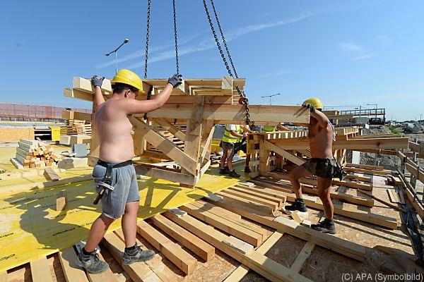 Mehrere Tausend Baustellen-Kontrollen gab es bis August