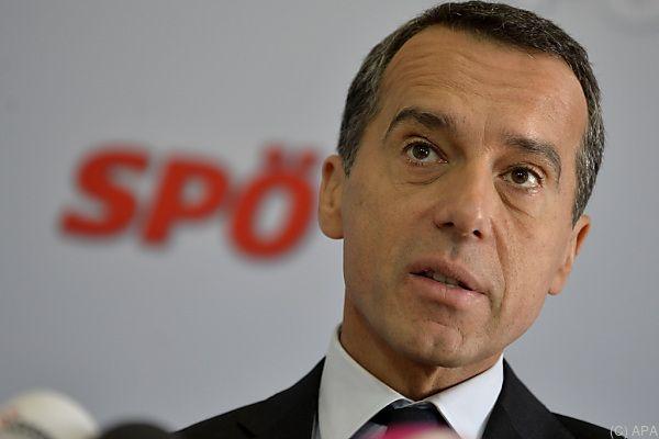Schwerer Rückschlag für Bundeskanzler Kern