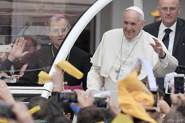 Es ist die vierte inneritalienische Reise des Papstes in diesem Jahr
