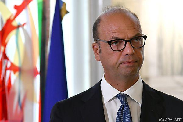 Außenminister Alfano kündigte Ausweisung des Diplomaten an