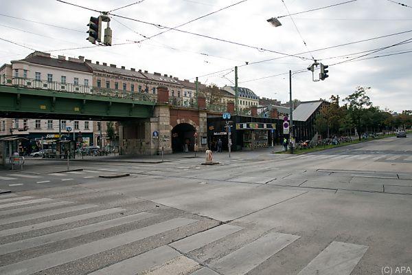 Der Vorfall ereignete sich in Wien-Ottakring