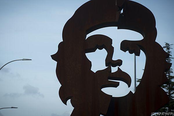 """""""Che"""" ein halbes Jahrhundert nach der Hinrichtung allgegenwärtig"""