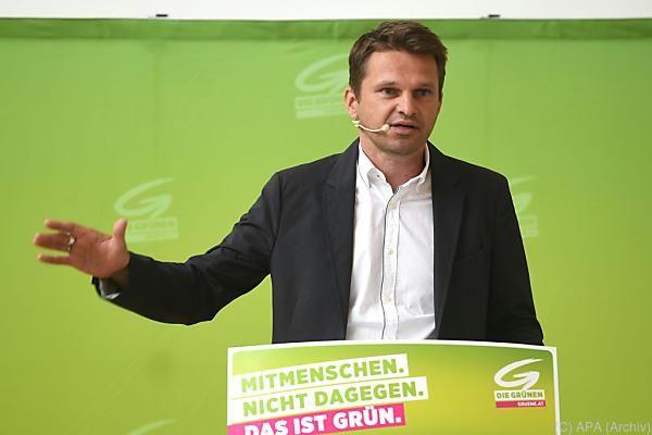 Steinhauser spricht Einladung aus, Grün zu wählen