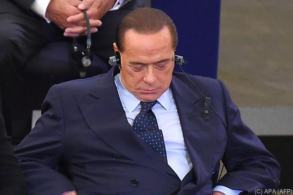 Justiz interessiert sich wieder für Berlusconi