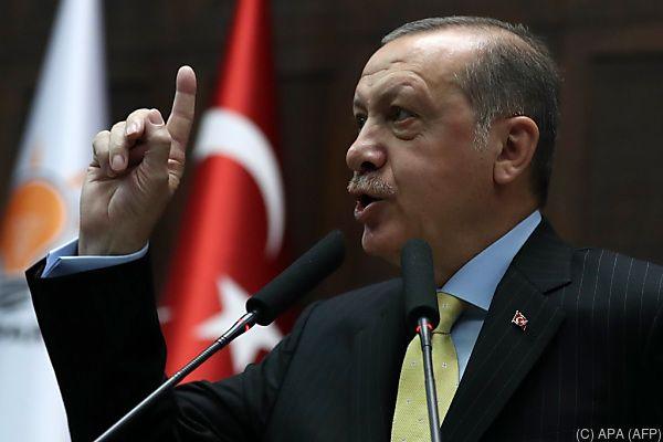 Erdogan will auch das Kurdenreferendum ansprechen