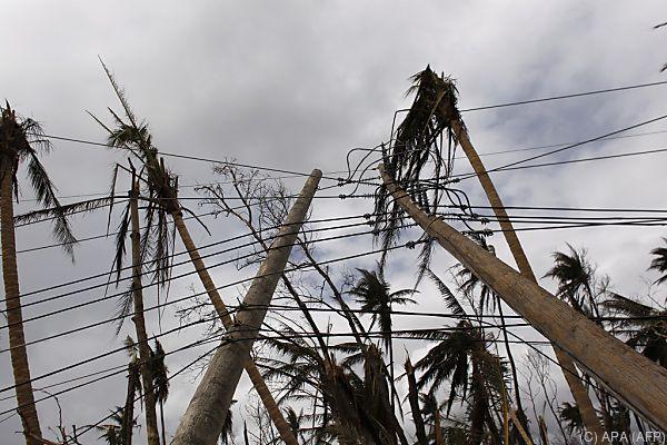 UNO-Generalsekretär kritisiert magelhafte Hilfe für Katastrophengebiete