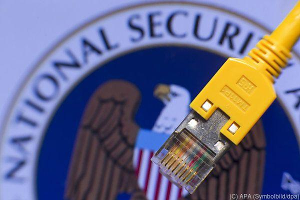 NSA ließ sich offenbar sensible Daten klauen