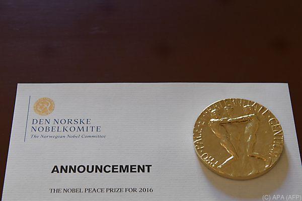 2016 ging der Friedensnobelpreis an Präsident Santos