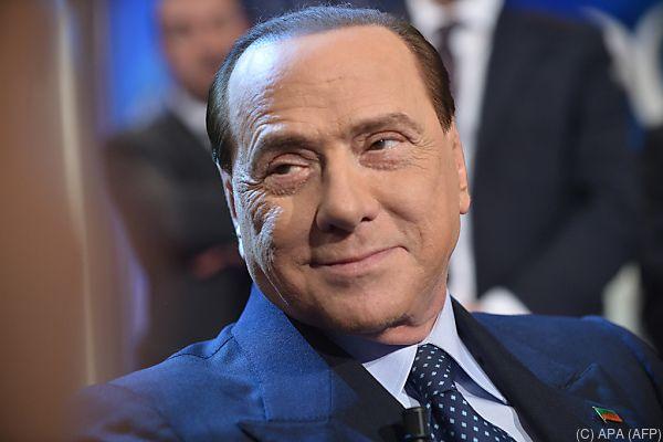 Berlusconi wurde bereits im Juli verurteilt