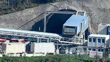 Arbeiter stirbt bei Unfall im Brennerbasistunnel