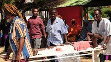 Mogadischu: Über 300 Tote nach Anschlägen