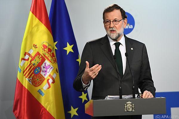 Rajoys Regierung will konkrete Schritte beschließen